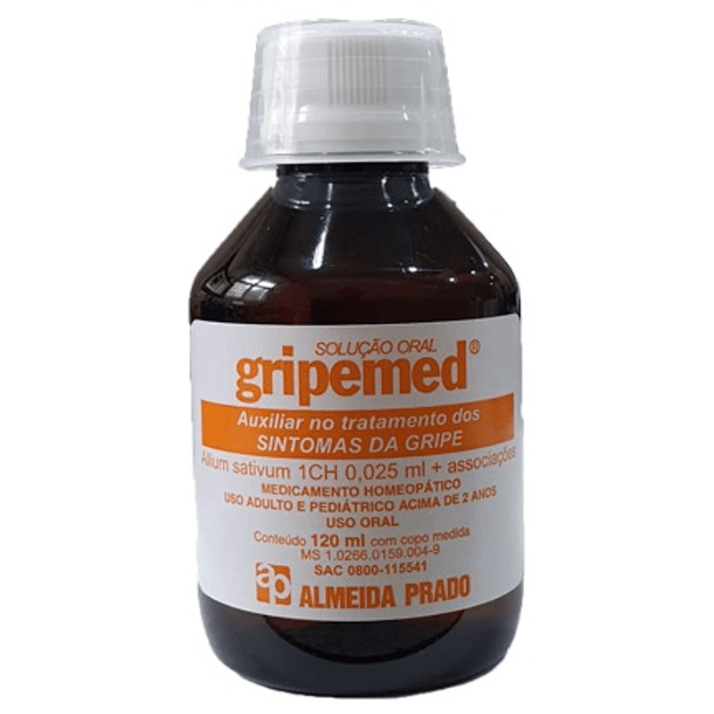 Gripemed Solução Oral Almeida Prado