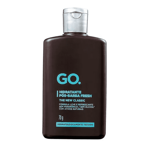 Hidratante Pos Barba Freshampoo 70g Go