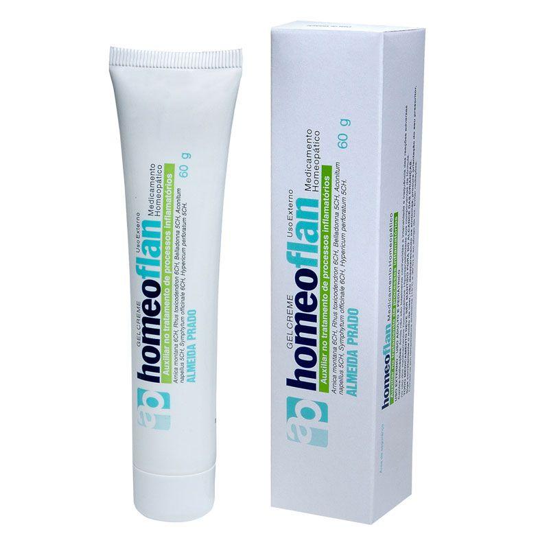 Homeoflan 30 comprimidos Almeida Prado