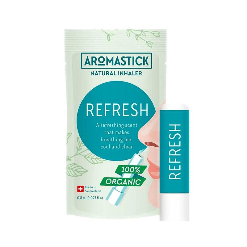 Inalador Natural Refresh Aromastick