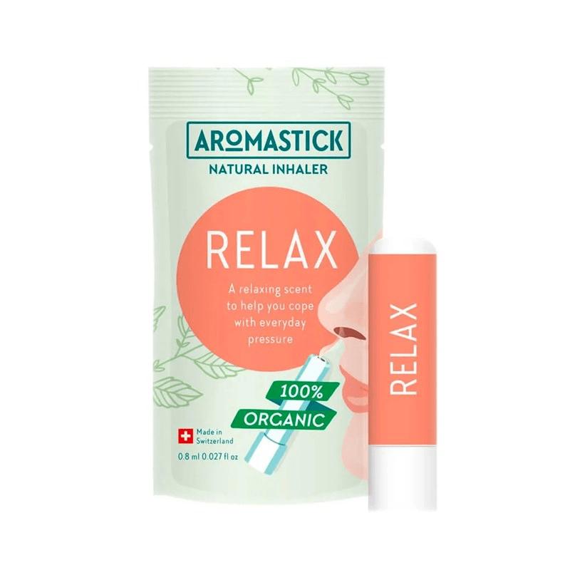Inalador Natural Relax Aromastick