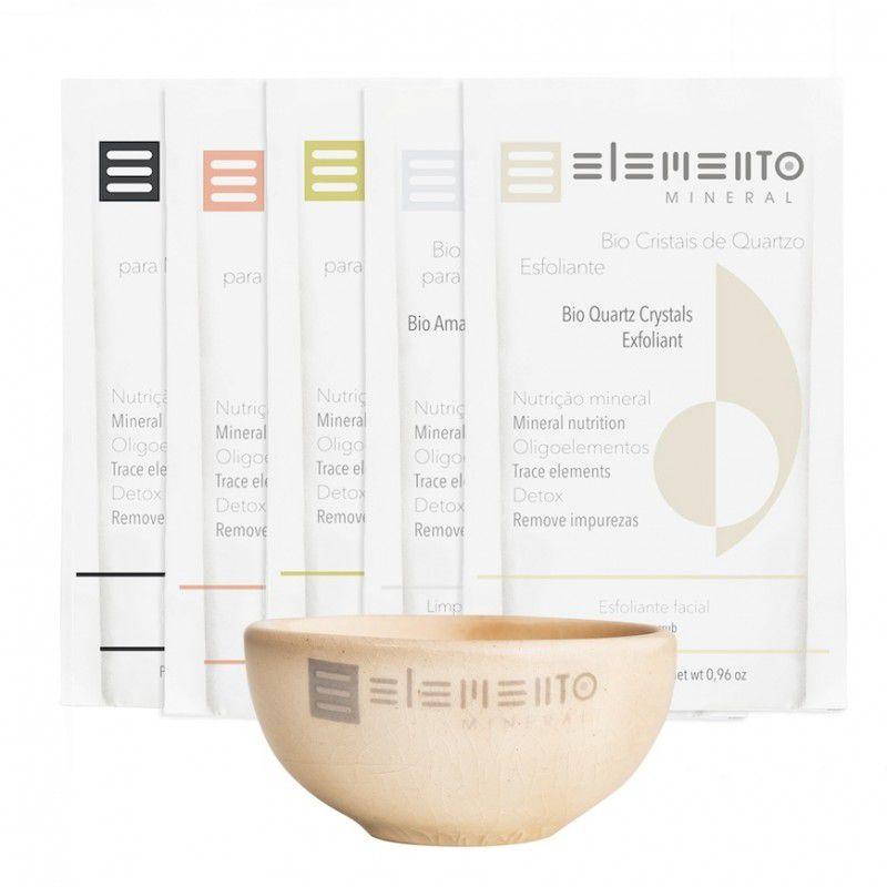 Kit Purificante Elemento Mineral
