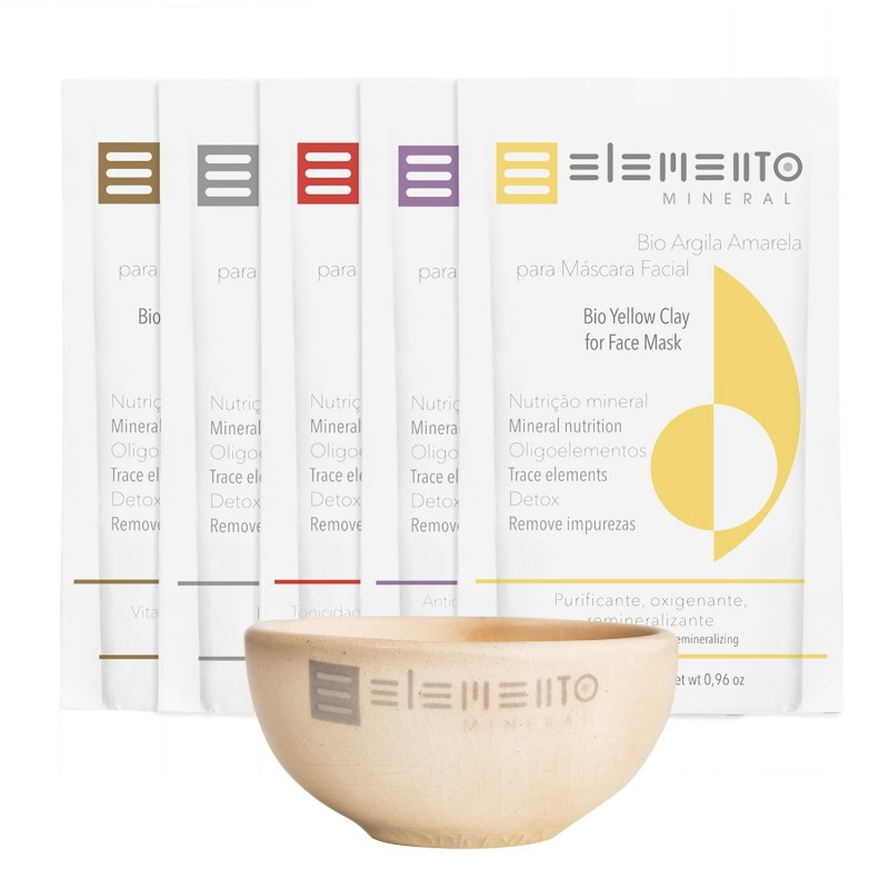 Kit Revitalizante Elemento Mineral