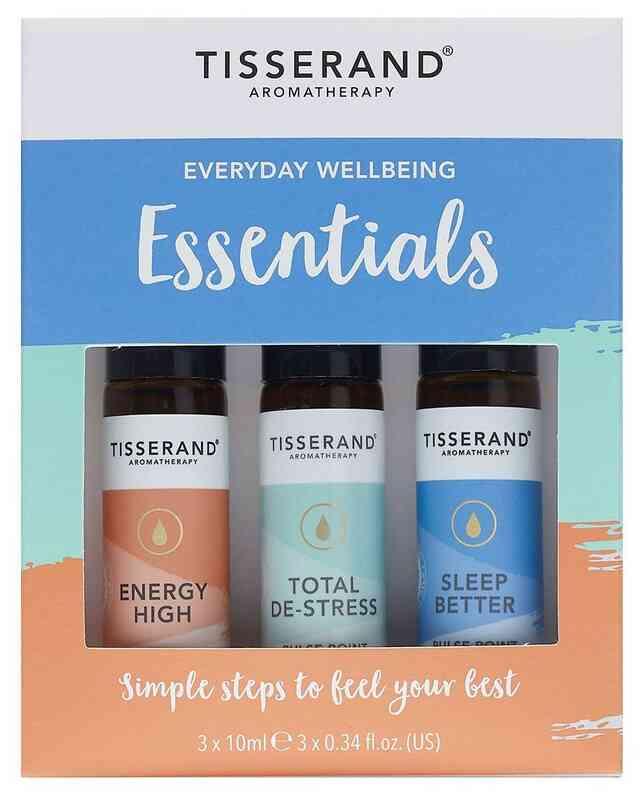 Kit Sleep Better (Roll On + Spray Ambiente + Óleo de banho) Tisserand