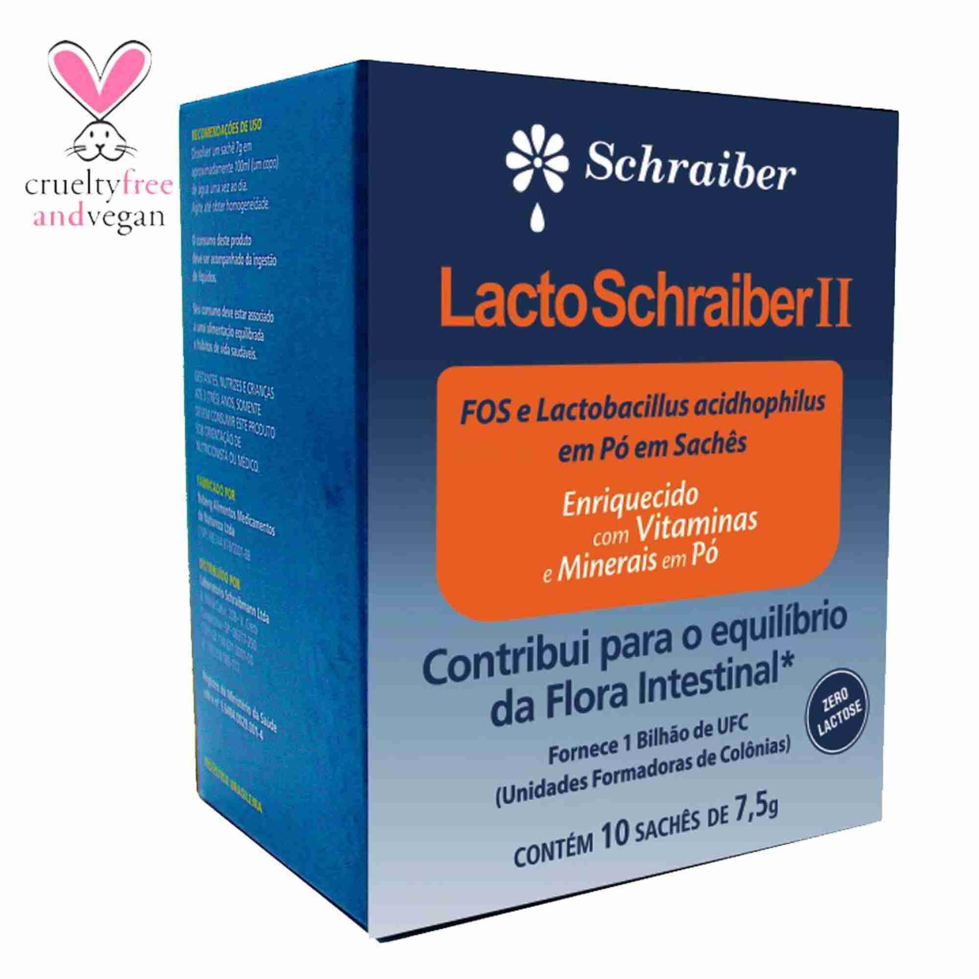 Lacto Schraiber II Unidade