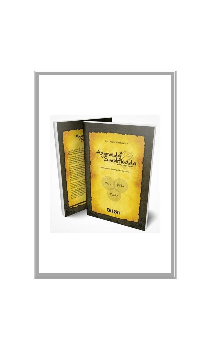 Livro Ayurveda Simplificada Sri Sri