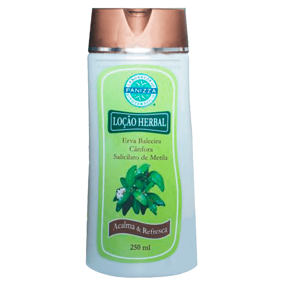 Loção Facial Herbal 250mL Panizza