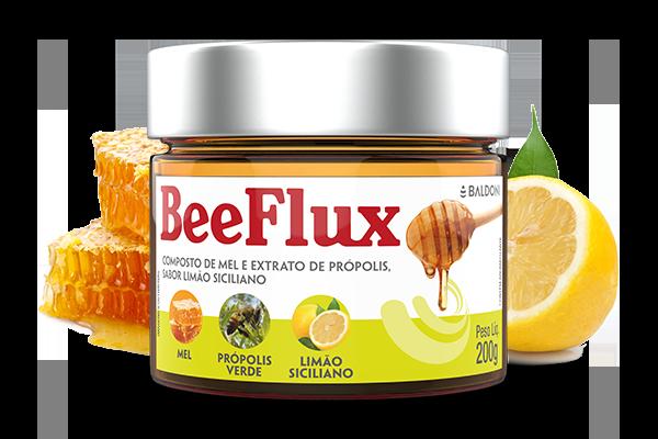 Mel Beeflux Limão Siciliano 200g Baldoni