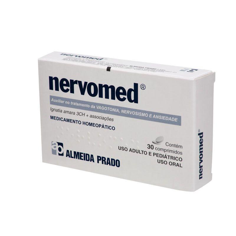 Nervomed 30 comprimidos Almeida Prado
