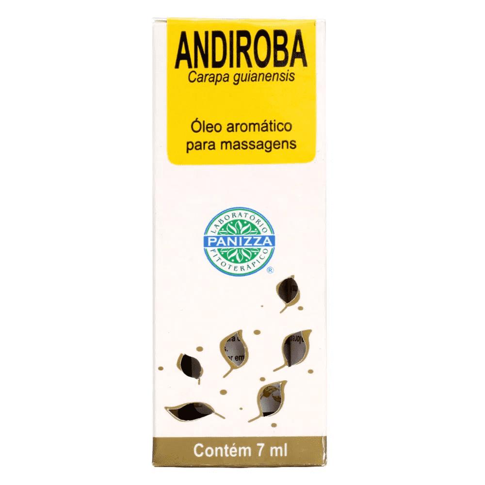 Óleo Essencial Andiroba 7mL Panizza