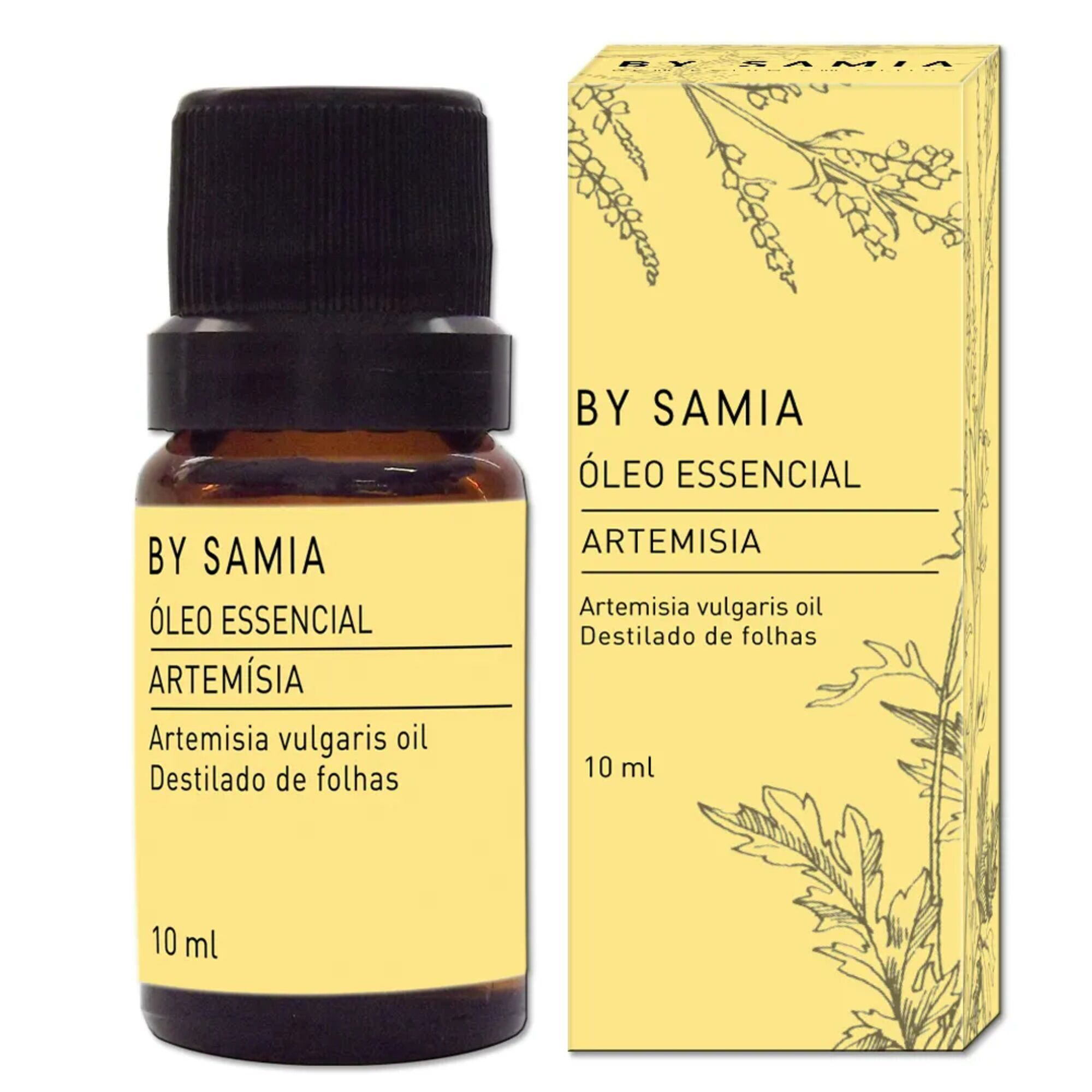 Óleo Essencial Artemisia 10mL By Samia
