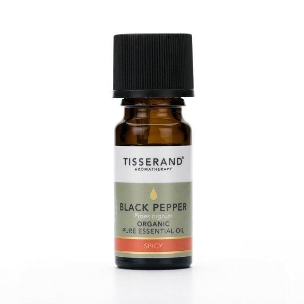 Óleo Essencial Black Pepper (Pimenta Preta) 9mL Tisserand