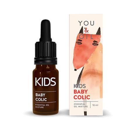 Óleo Essencial Cólica Infantil 5mL You&Oil