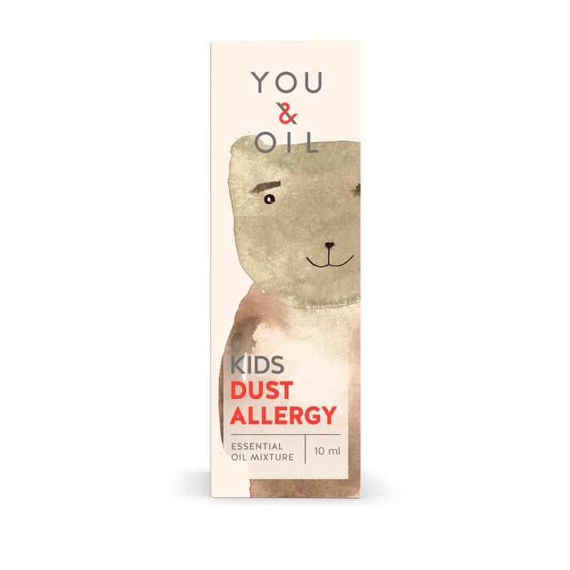 Óleo Essencial Infantil Alergia A Poeira 5mL You&Oil
