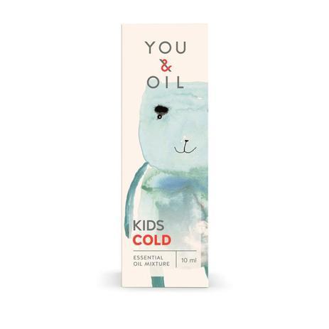 Óleo Essencial Infantil Resfriado 5mL You&Oil