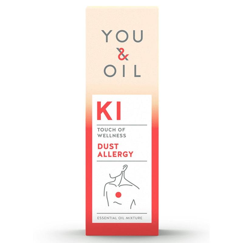 Óleo Essencial KI Alergia À Poeira 5mL You&Oil