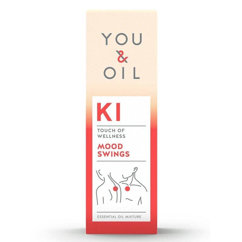 Óleo Essencial KI Alteração de Humor 5mL You&Oil