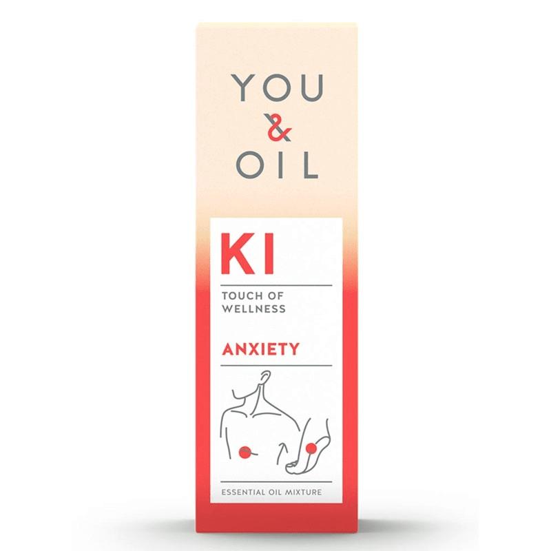 Óleo Essencial KI Ansiedade 5mL You&Oil