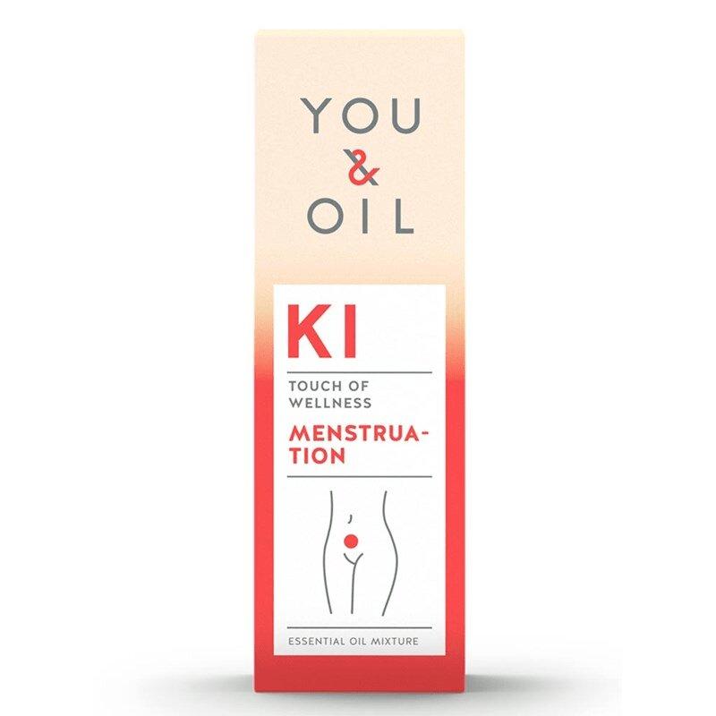 Óleo Essencial KI Cólica Menstrual 5mL You&Oil