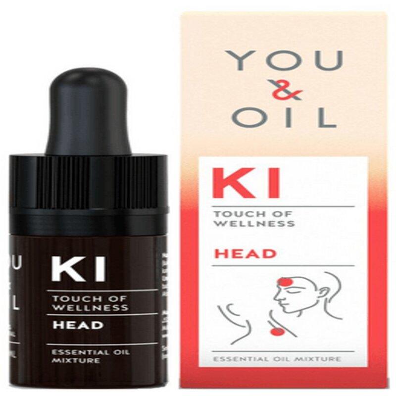 Óleo Essencial KI Dor de Cabeça 5mL You&Oil