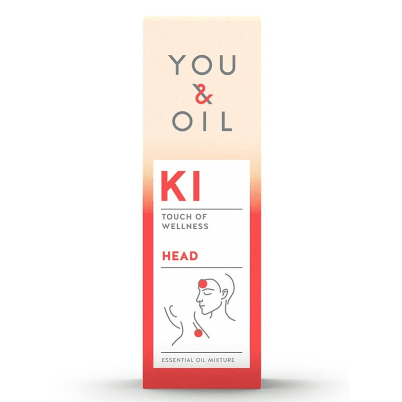 Óleo Essencial KI Febre 5mL You&Oil