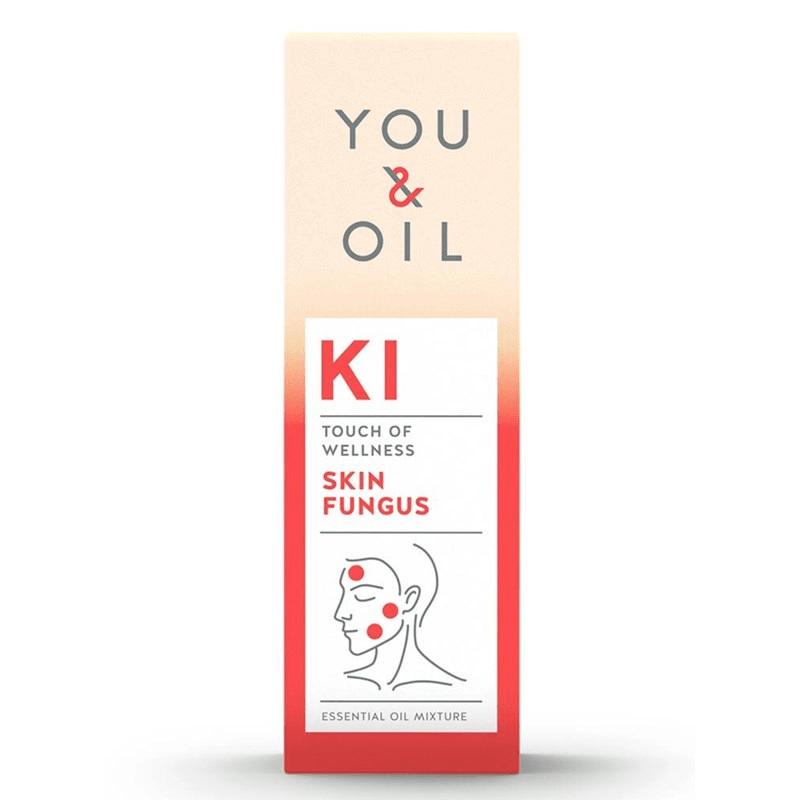 Óleo Essencial KI Fungos Na Pele 5mL You&Oil