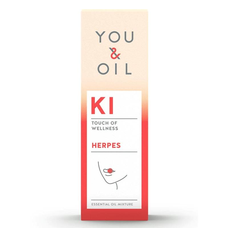 Óleo Essencial KI Herpes 5mL You&Oil