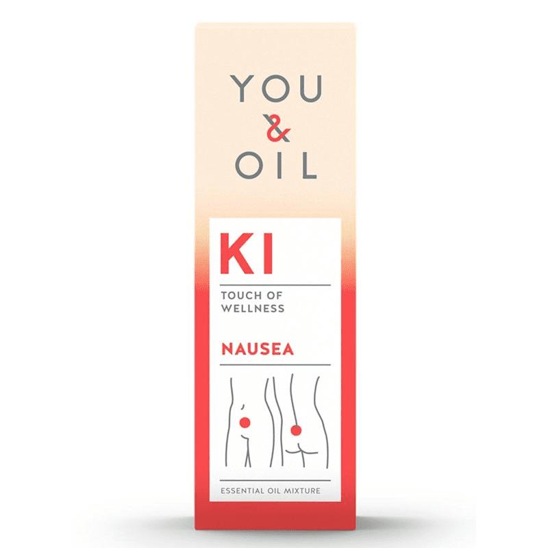 Óleo Essencial KI Náusea 5mL You&Oil