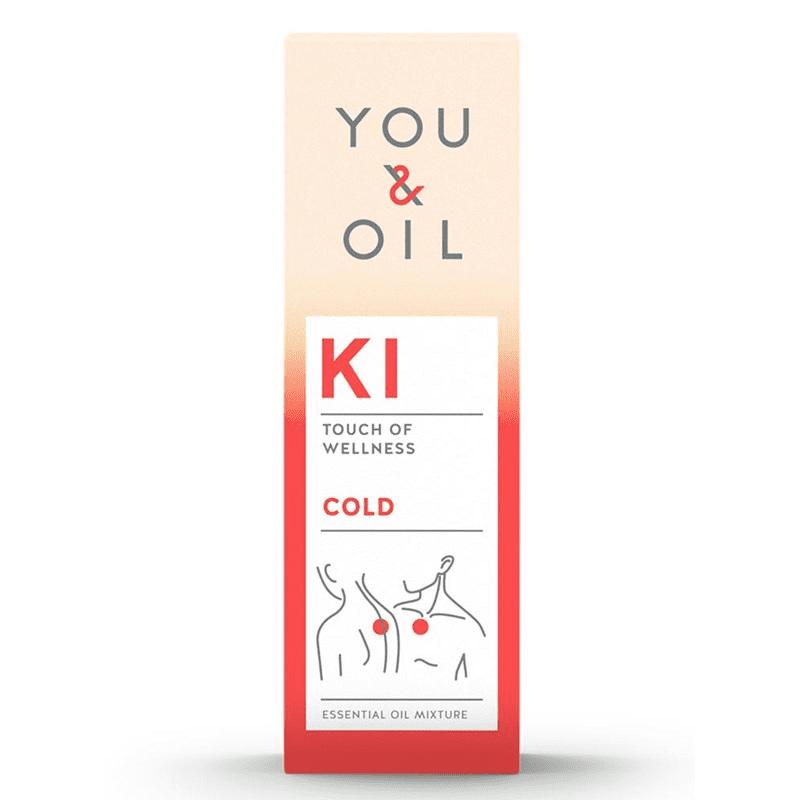 Óleo Essencial KI Resfriado 5mL You&Oil