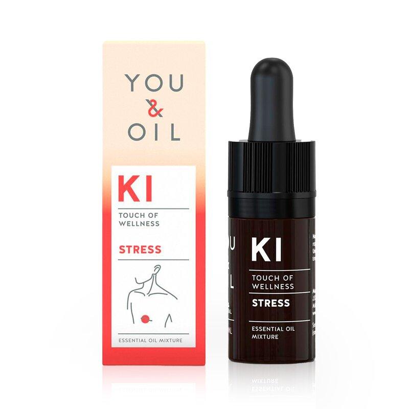 Óleo Essencial KI Stress 5mL You&Oil