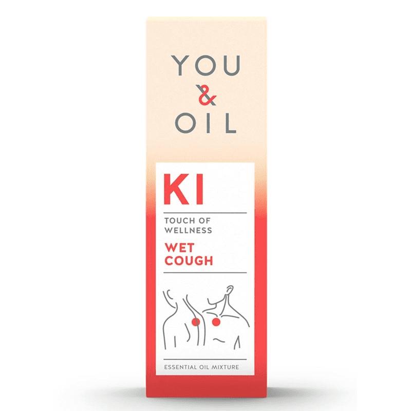 Óleo Essencial KI Tosse Com Secreção 5mL You&Oil