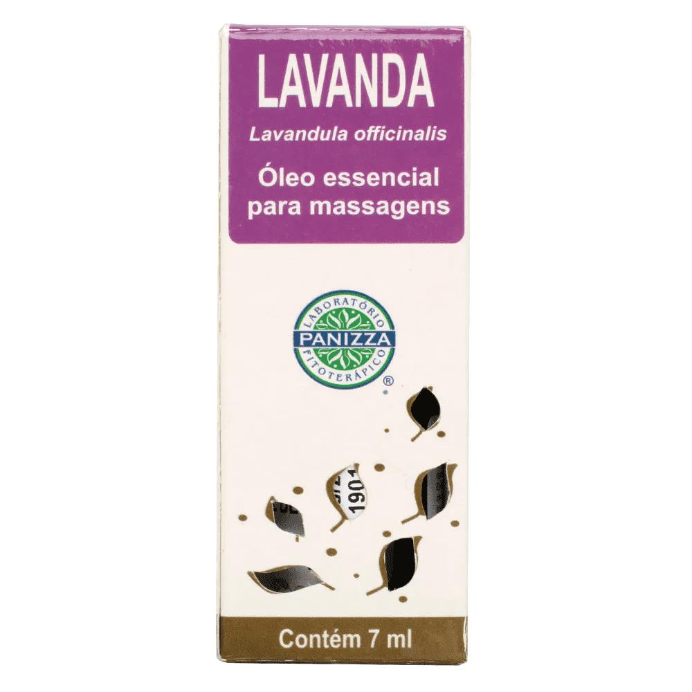 Óleo Essencial Lavanda 7mL Panizza
