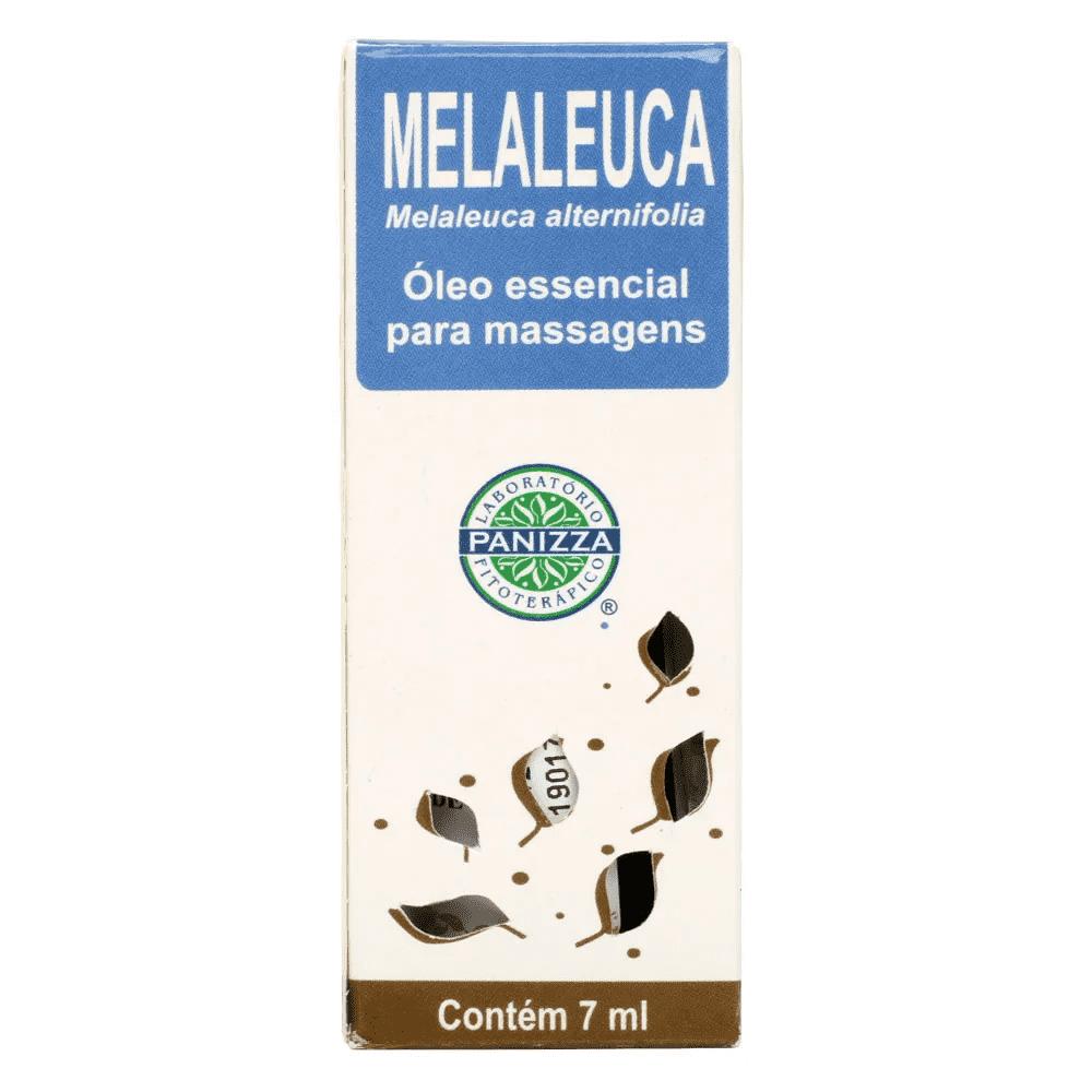 Óleo Essencial Melaleuca 7mL Panizza