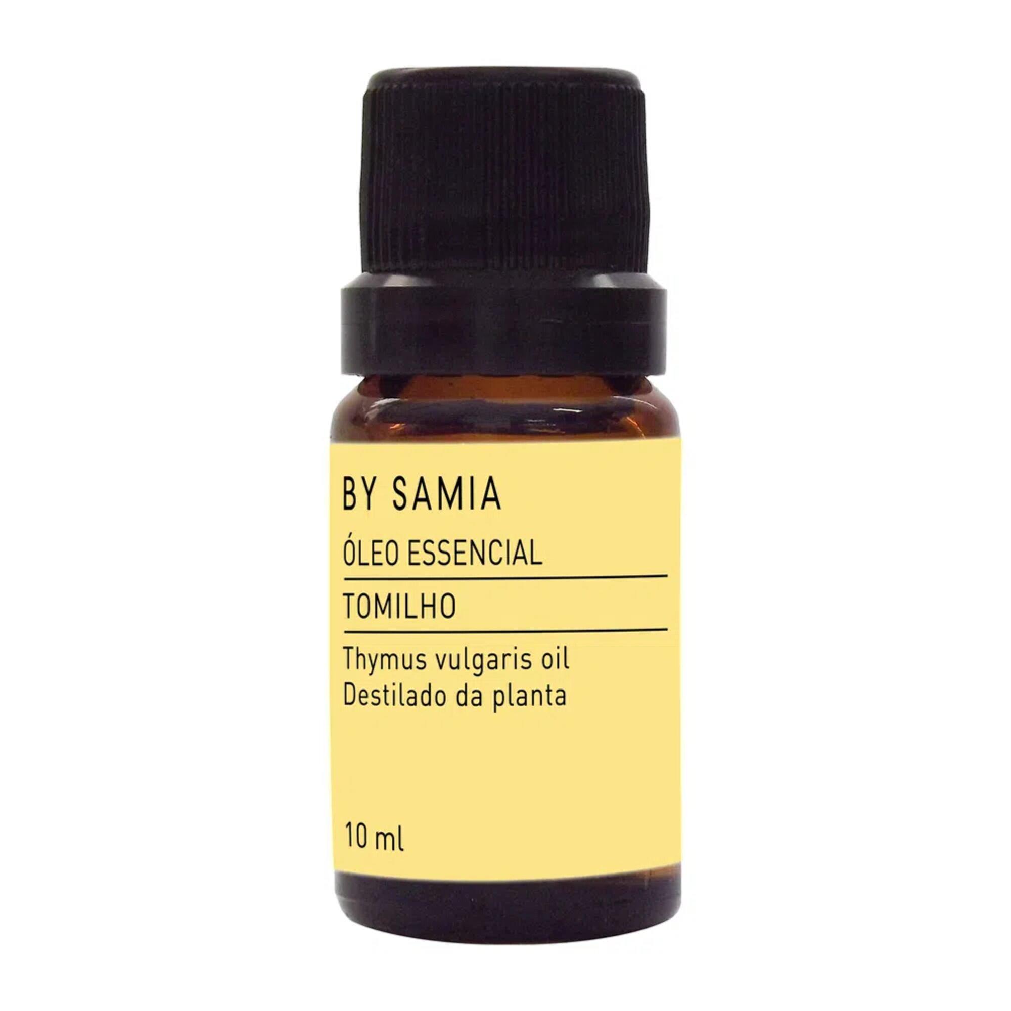 Óleo Essencial Tomilho 10mL By Samia