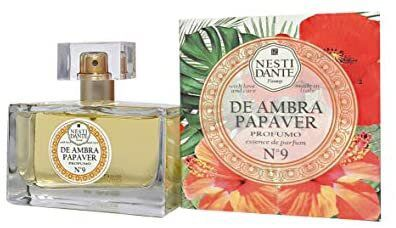 Perfume Âmbar e Papoula 100mL Nesti Dante