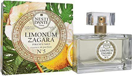Perfume Limão Siciliano e Flor De Laranjeira 100mL Nesti Dante