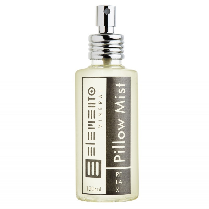 Pillow Mist Relax 120mL Elemento Mineral