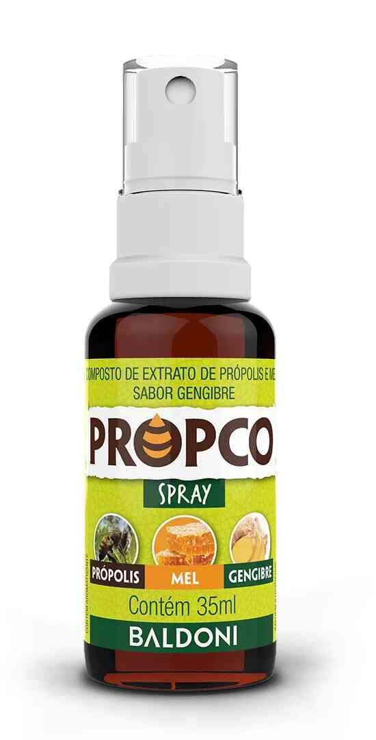 Própolis Spray Mel Gengibre 35mL Propco