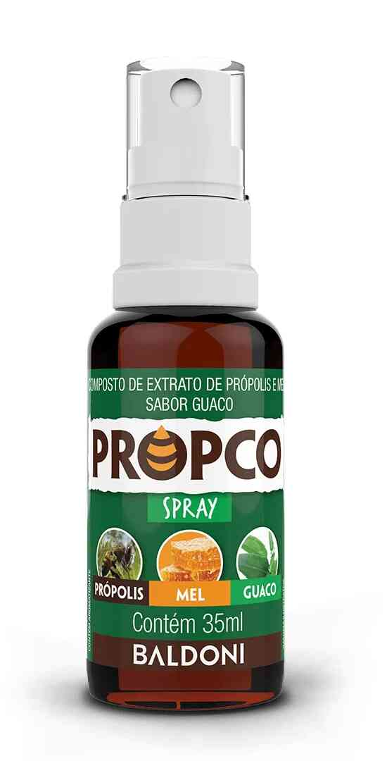 Própolis Spray Mel Guaco 35mL Propco