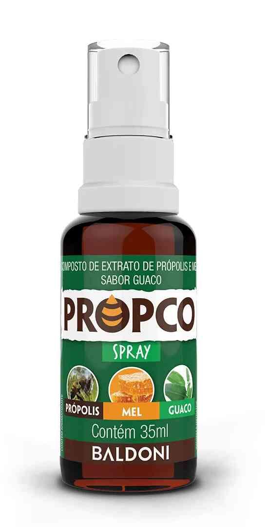 Própolis Spray Mel Guaco 35mL Propco