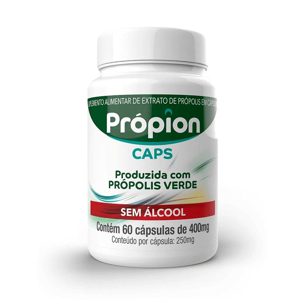 Própolis Verde Propion 60 Cápsulas Baldoni