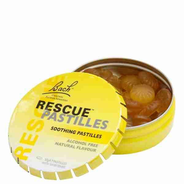 Rescue Pastilha Laranja Lata 50g