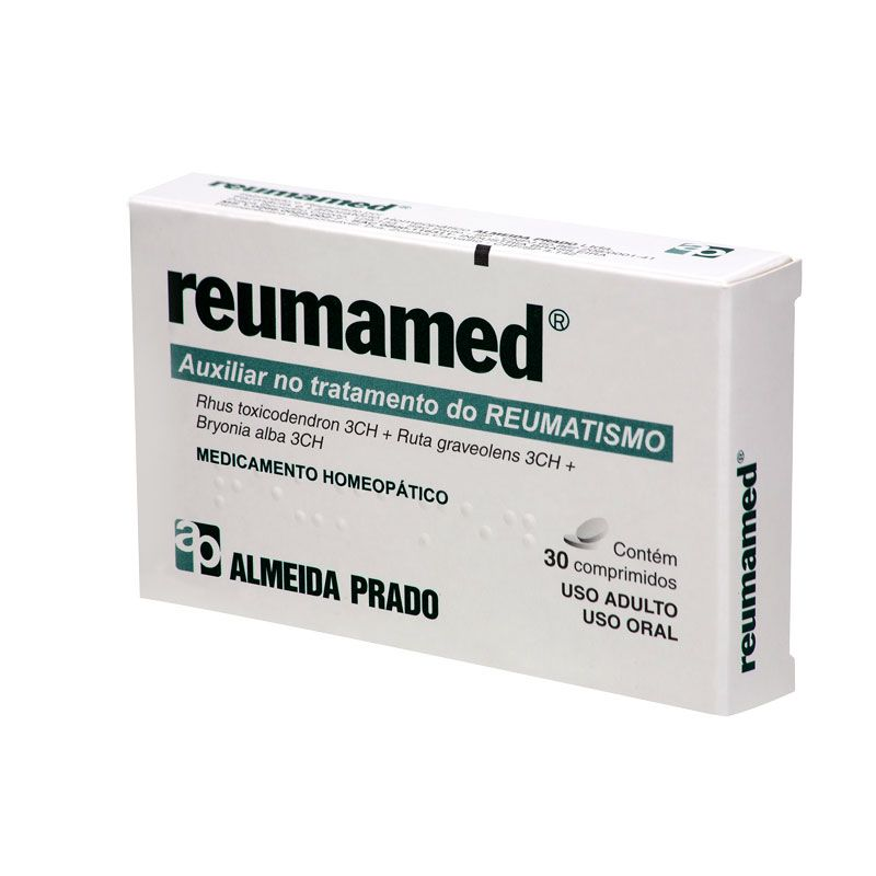 Reumamed 30 comprimidos Almeida Prado