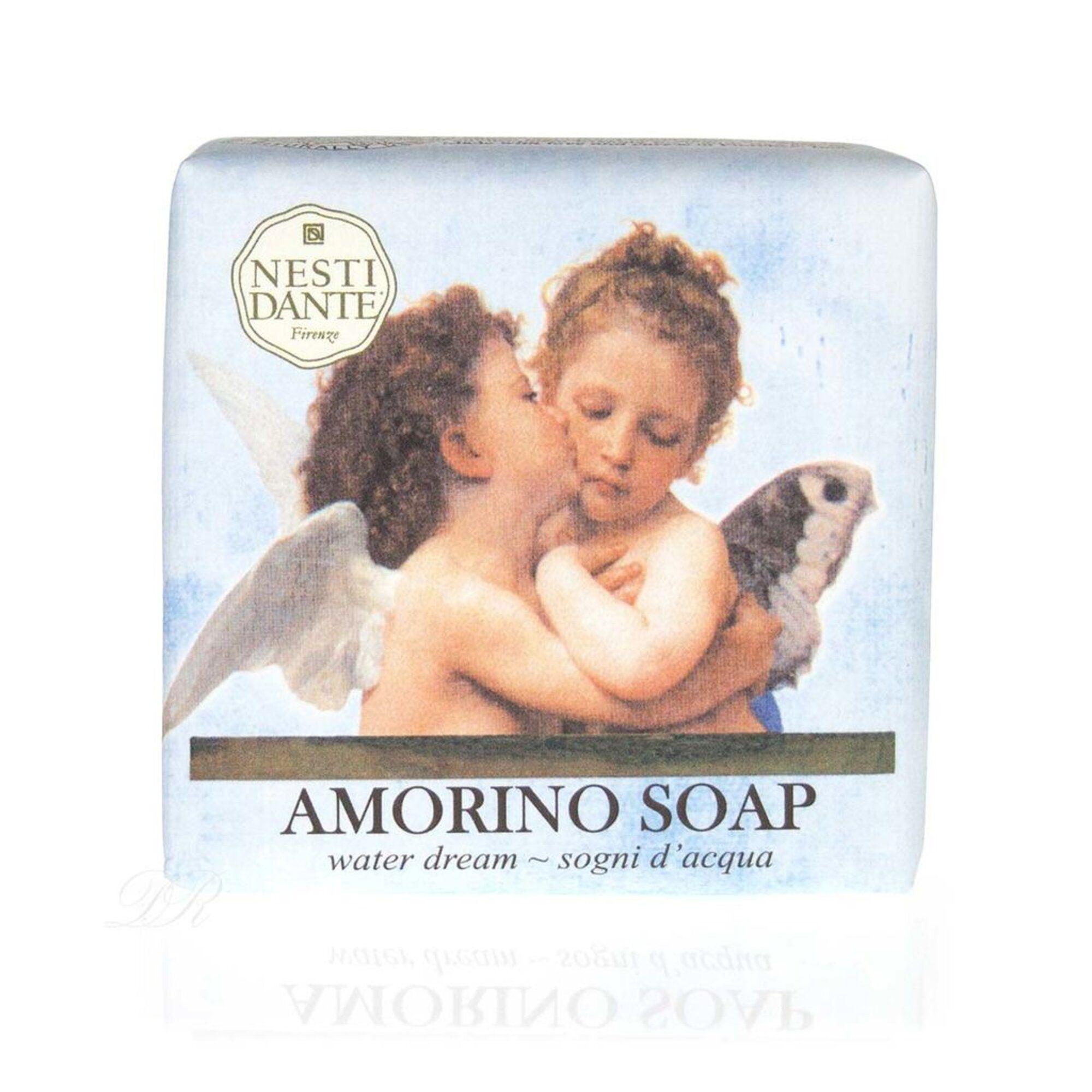 Sabonete Barra Amorino Sogno D'Acqua 150gr Nesti Dante