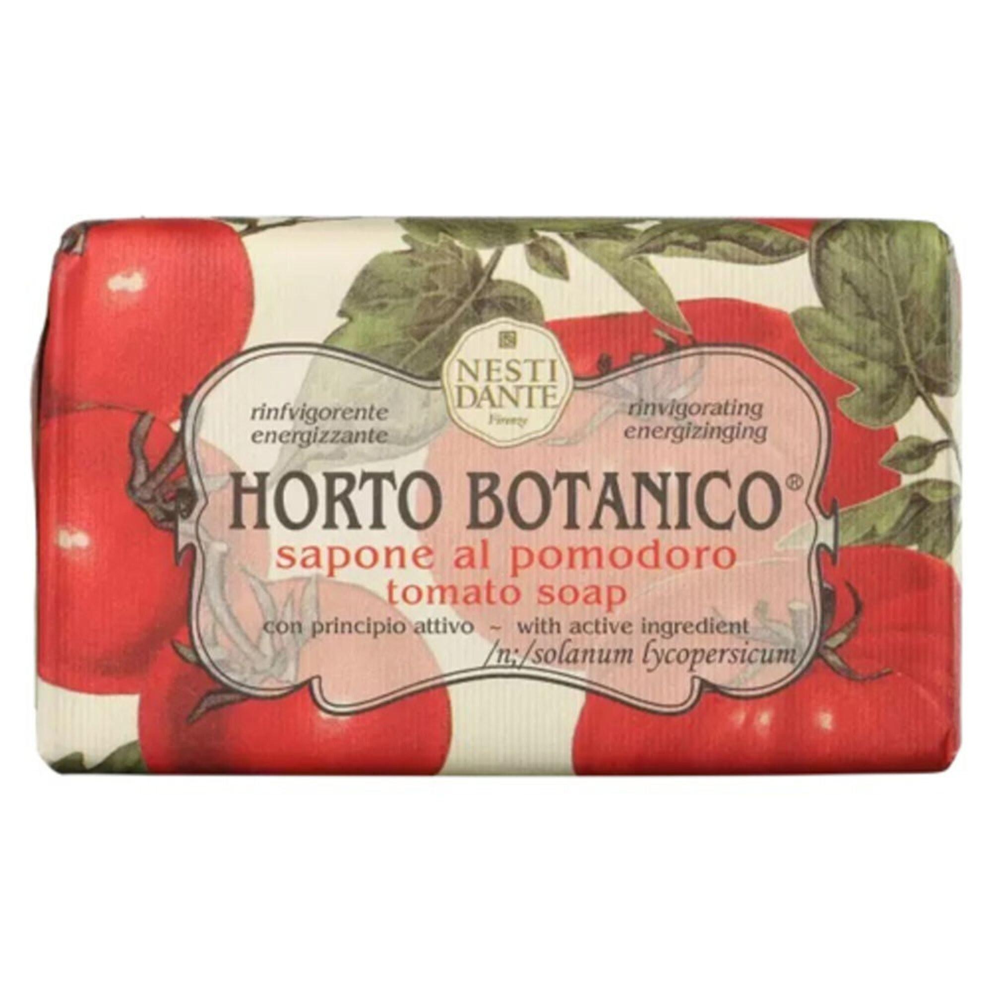 Sabonete Barra Horto Botanico Tomate 250gr Nesti Dante