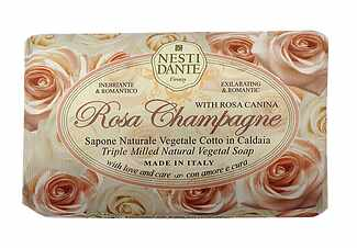 Sabonete Barra Le Rose Champagne 150gr Nesti Dante