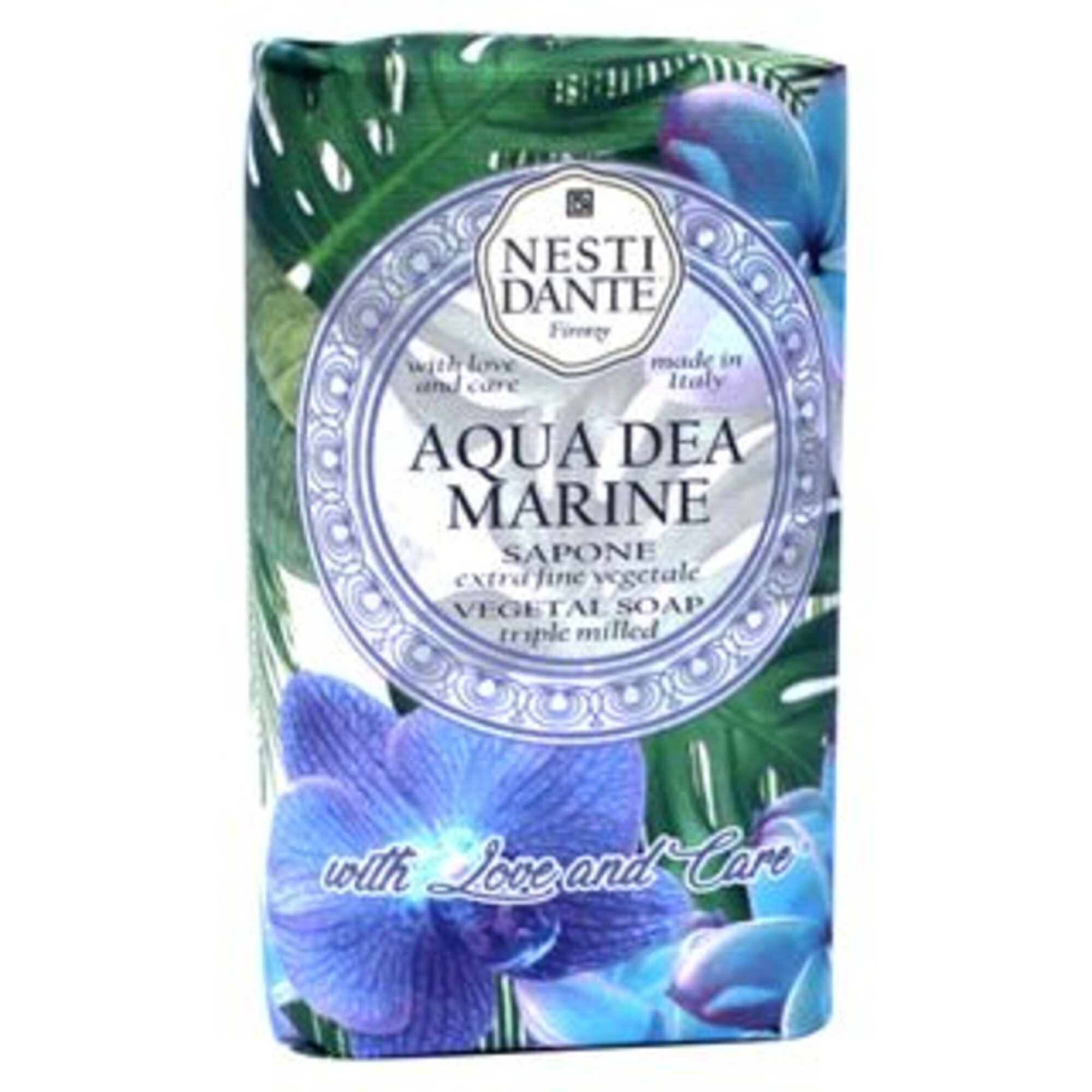Sabonete Barra With Love And Care Acqua Dea Marine 250g Nesti Dante