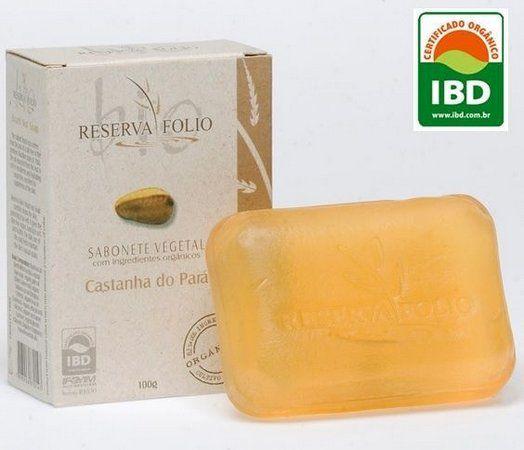 Sabonete Cast Para 100g Reserva Folio