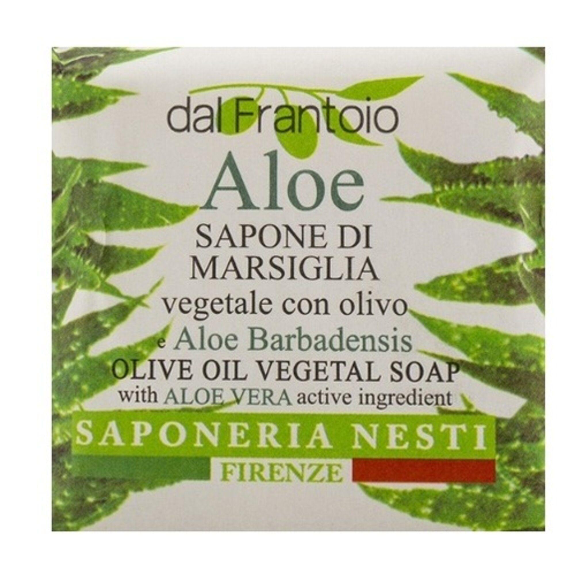 Sabonete Dal Frantoio Aloe 100g Nesti Dante