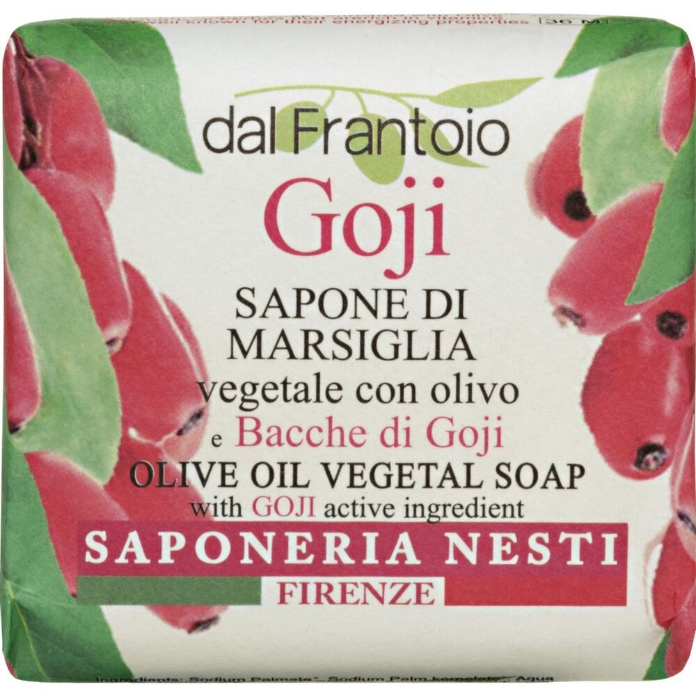 Sabonete Dal Frantoio Goji 100g Nesti Dante